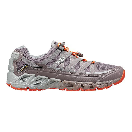 KEEN Women shark/tiger lily VERSATRAIL WATERPROOF Outlet Store