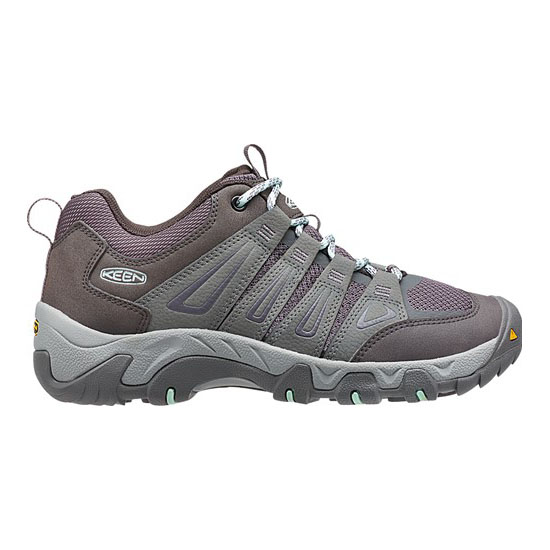 KEEN Women gray/clear aqua OAKRIDGE Outlet Store