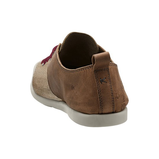 KEEN Women LOWER EAST SIDE LACE brindle/zinfandel On Sale
