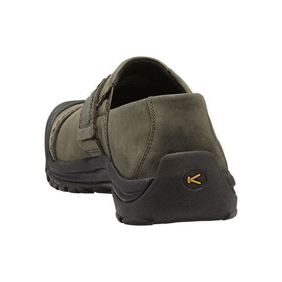 KEEN Women burnt olive KACI FULL GRAIN SLIP-ON Outlet Store
