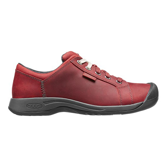 KEEN Women cider REISEN LACE FULL-GRAIN Outlet Store