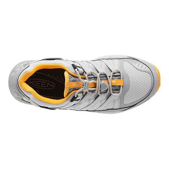 KEEN Women neutral gray/saffron VERSATRAIL Outlet Store