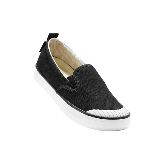 KEEN Women black/star white ELSA SLIP-ON Outlet Store