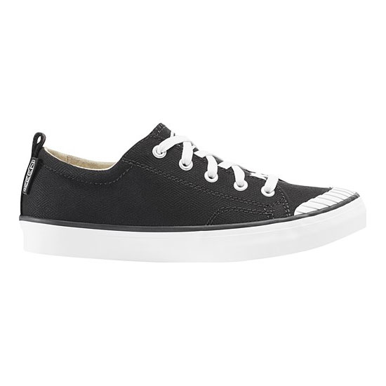 KEEN Women black/star white ELSA SNEAKER Outlet Store