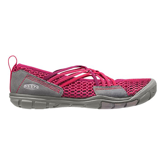 KEEN Women anemone/raspberry ZEPHYR CRISS CROSS CNX Outlet Store