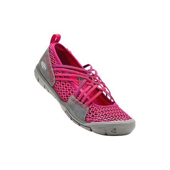 Women KEEN ZEPHYR CRISS CROSS CNX anemone/raspberry Outlet Online