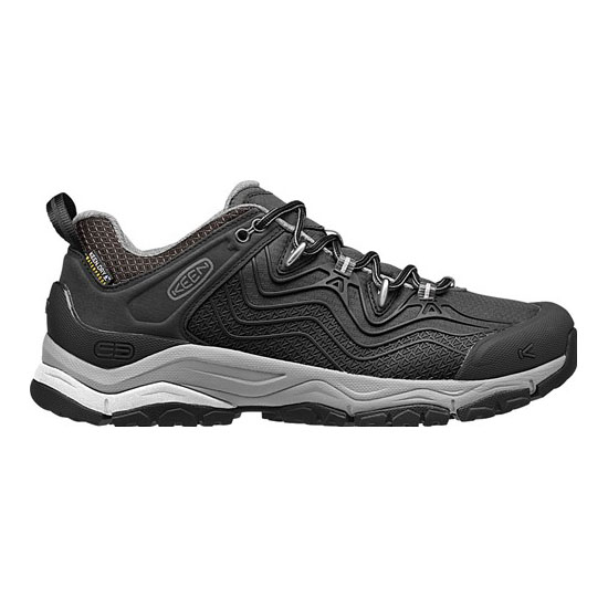 Women KEEN APHLEX WATERPROOF black/gargoyle Outlet Online