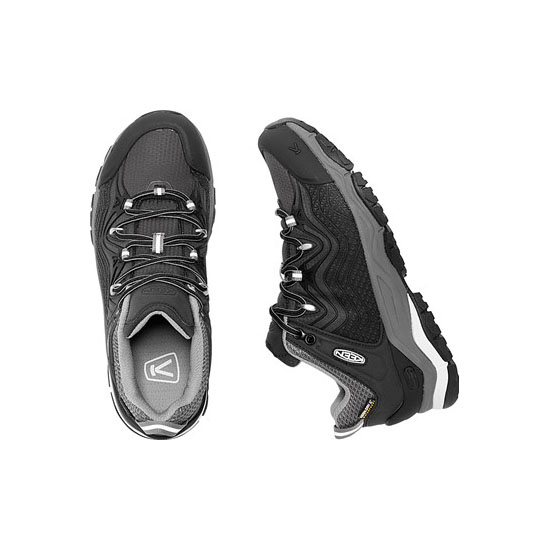 KEEN Women APHLEX WATERPROOF black/gargoyle On Sale