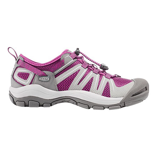 Women KEEN MCKENZIE II neutral gray/dark purple Outlet Online