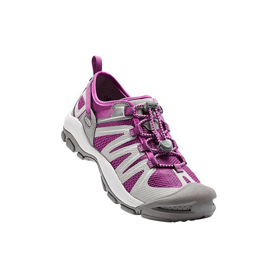 KEEN Women MCKENZIE II neutral gray/dark purple On Sale
