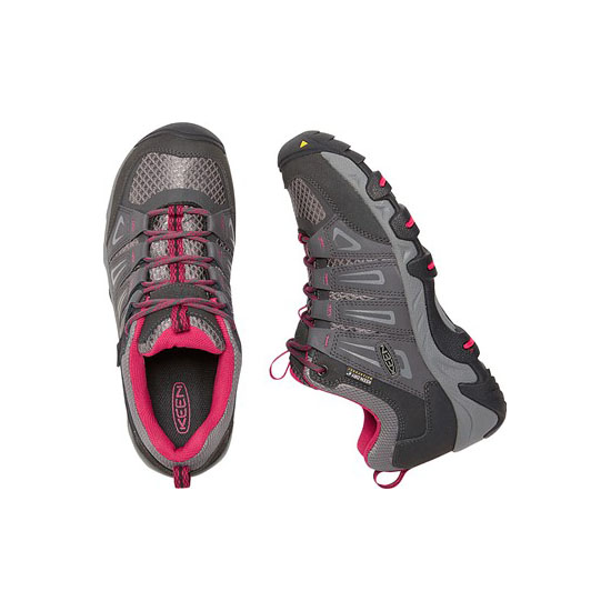 Cheap KEEN OAKRIDGE WATERPROOF Women magnet/rose Online