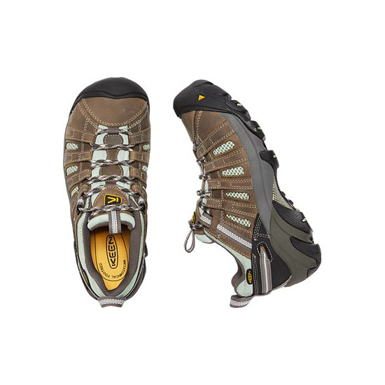KEEN Women FLINT LOW drizzle/surf spray On Sale
