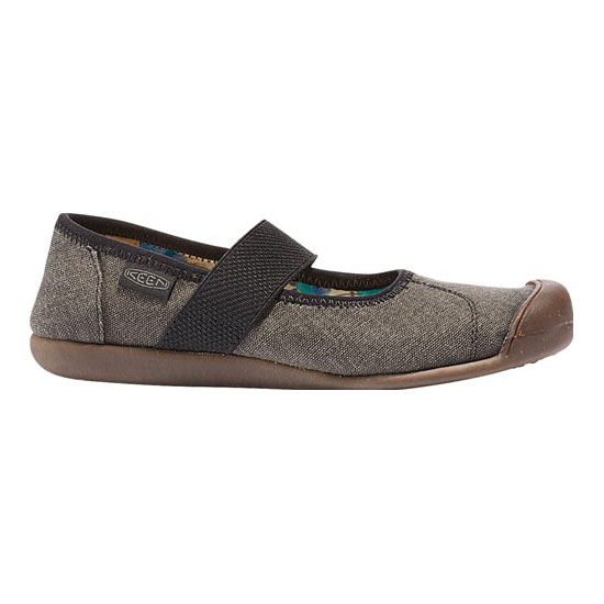 Cheap KEEN SIENNA MJ CANVAS Women new black Online
