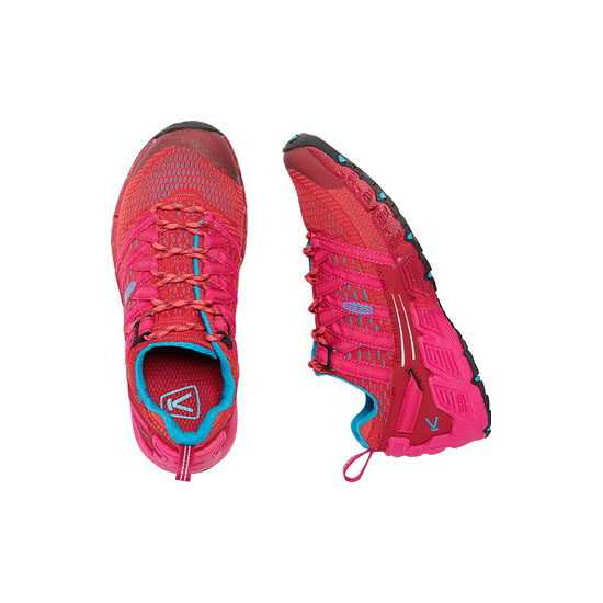 Women KEEN VERSAGO red dahlia/deep coral Outlet Online