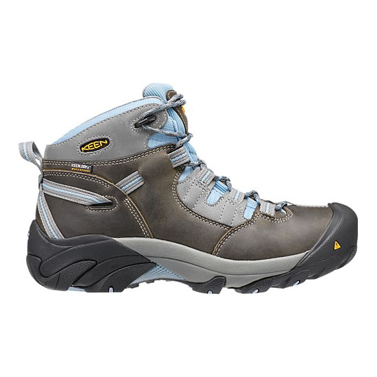 KEEN Women magnet/blue DETROIT MID (SOFT TOE) Outlet Store