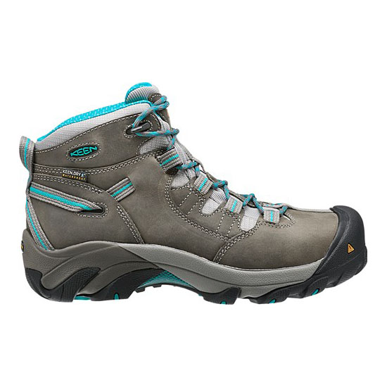 KEEN Women DETROIT MID gargoyle/capri breeze On Sale